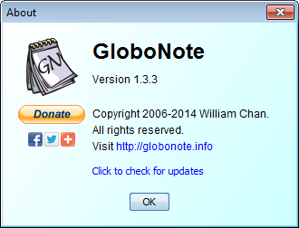 About GloboNote
